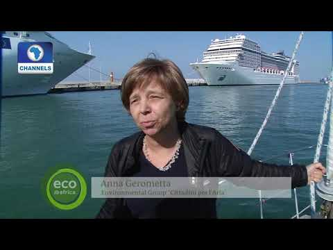 German Experts Decry Air Pollution From Docked Ships In Rome |Eco@Africa|