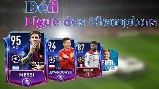FIFA MOBILE 19 | Défi LIGUE DES CHAMPIONS