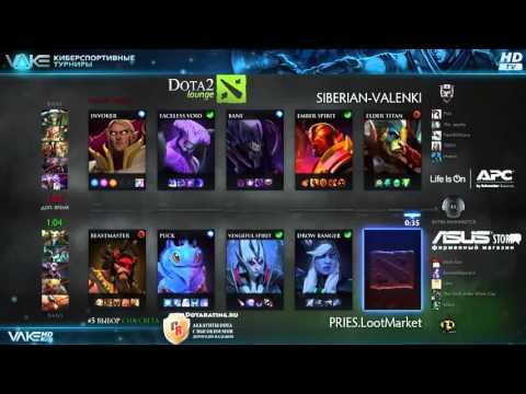 Pries vs Siberian Valenki (2 game)