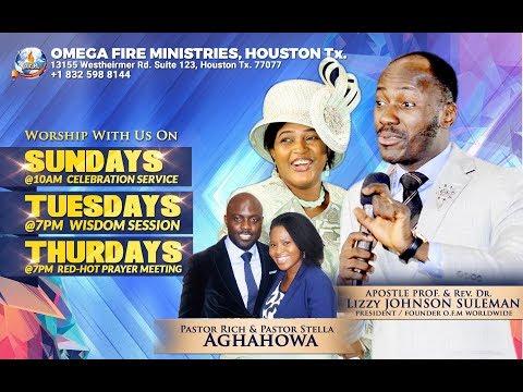 DELIVERANCE FROM EVIL FOUNDATION - Apostle Johnson Suleman - Pastor Rich