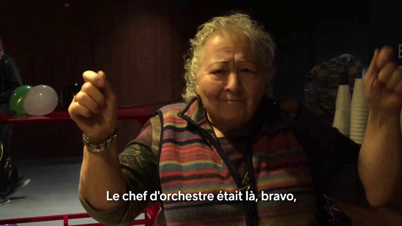 Toucher la musique | avec la Fondation des Sourds du Québec et l'APPAL