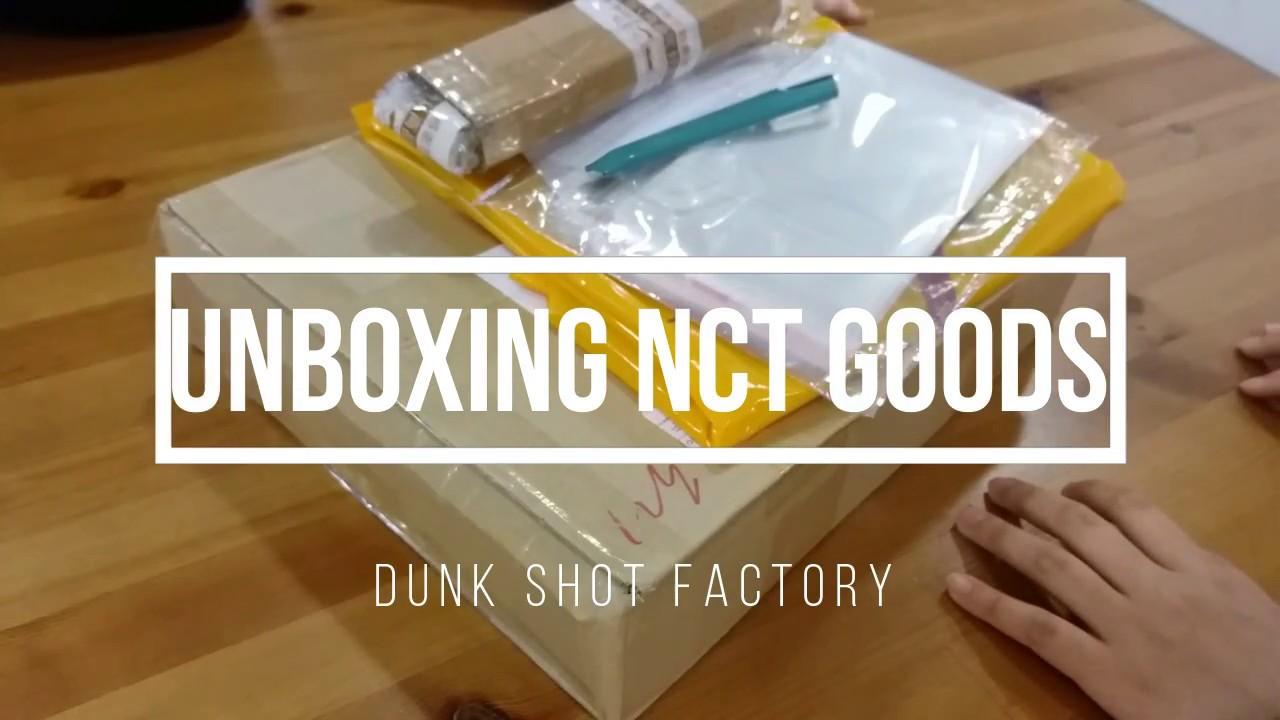 【開箱】unboxing NCT lightstick應援棒 小卡 NCT 굿즈후기