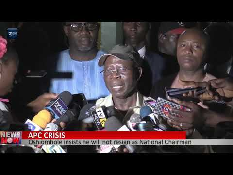 Oshiomhole mocks Saraki over defeat in Kwara bye elections