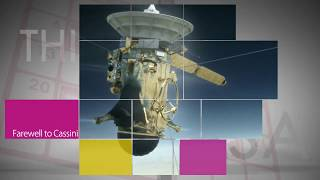 Farewell to Cassini on This Week @NASA – September 15, 2017