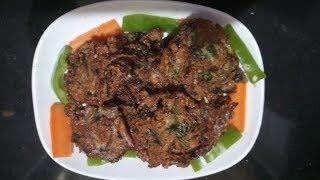 Veeramachaneni diet Mixed Vegetable Pakoda