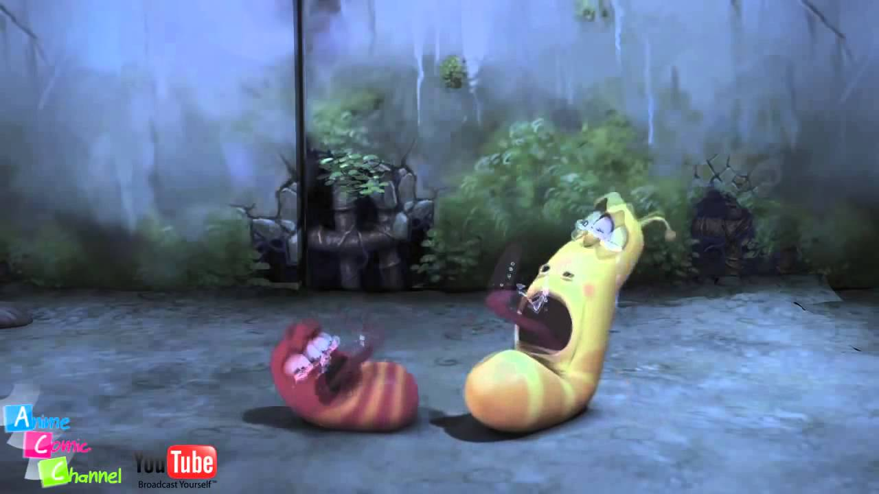 Larva Ăn ớt , 2 Con sâu Larva Ăn ớt, flim hot, larva full , 2 con sâu
