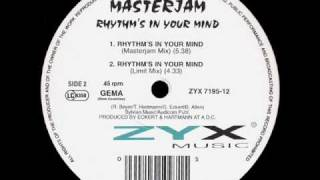 Masterjam - rhythm´s in your mind (masterjam mix)