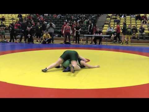 2016 Golden Bear Open: 82 kg Kiera Prior vs. Emily Forester