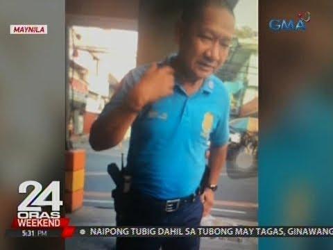24 Oras: Pulis, patay matapos barilin ng 2 naka-motorsiklo; barangay kagawad, agaw-buhay