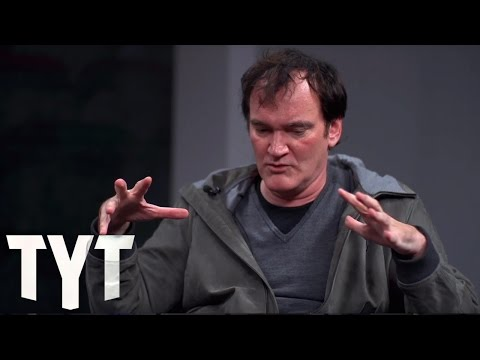 "Quentin Tarantino on New York Post ""Print Jihad"""