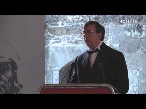 Holberg Memorial Prize 2013: Bruno Latour