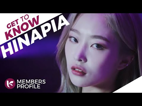 HINAPIA (히나피아) Members Profile & Facts (Birth Names, Positions etc..) [Get To Know K-Pop]