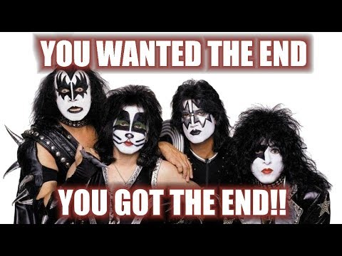 "KISS Claim Rock and Roll Over After Farewell ""End Of The Road"" Tour Mp3"