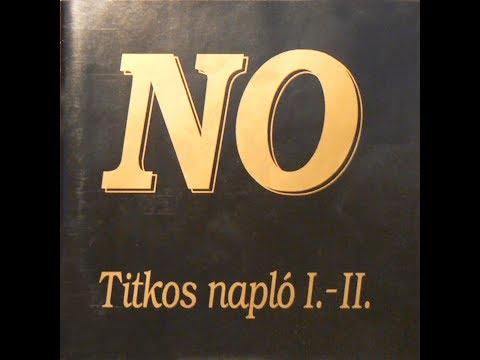 NO együttes - Titkos napló I-II.-1994 letöltés