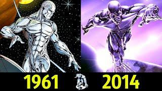😎 Серебряный Серфер - Эволюция (1961 - 2014) ! Кто Он Такой 😮?