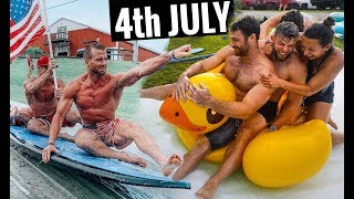 4th JULY with the FRONING's