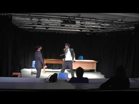 Upper Sixth A-Level Drama Practical - The Theatre of Cruelty