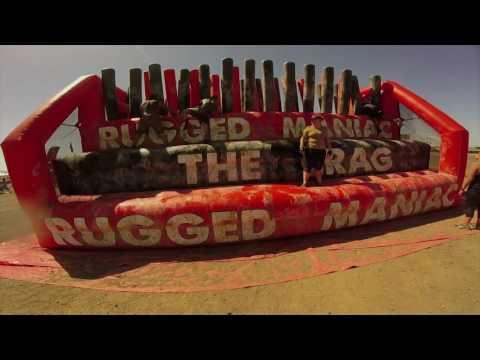 Rugged Maniac AZ 2017