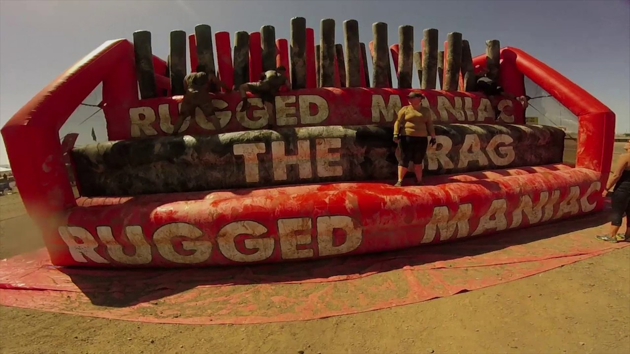 Rugged Maniac AZ 2017 - YouTube