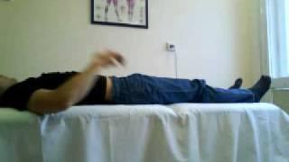 Cvičení proti bolení zad