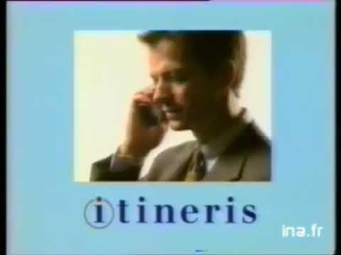 France telecom mobiles itineris / France telecom: radiotelephone portable 28.03.1993