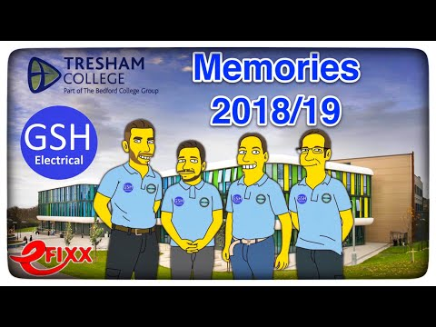 GSH Electrical Memories Academic Year 2018/19 In Pictures (Thanks For All The Support)