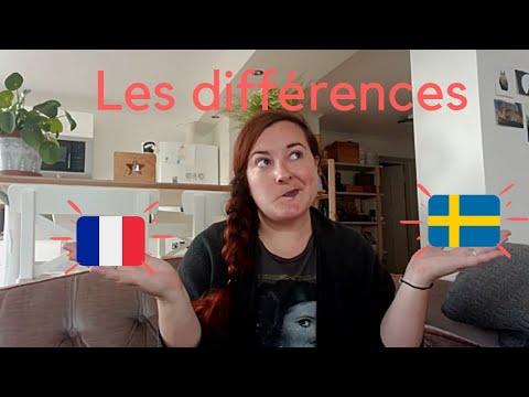 Les Différences Entre La France Et La Suède