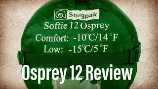Snugpak Osprey 12 Sleeping Bag Review