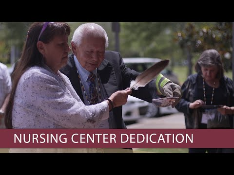 Center for Indigenous Nursing Research and Health Equity dedication