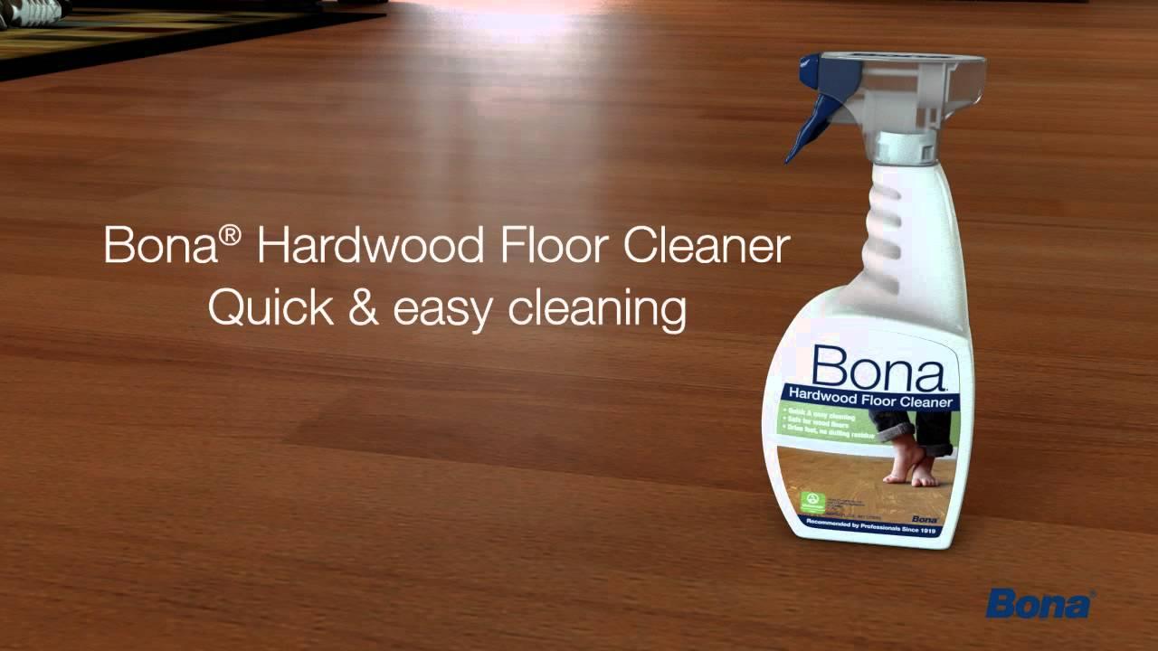 How To Clean Hardwood Floors With Bona