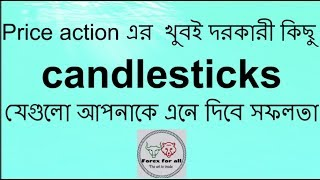 common candlesticks for price action in bangla ||  Forex bangla tutorial by Forex for all ||