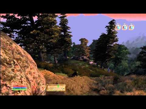 Oblivion Daedric Quest - Namira - The Forgotten's Revenge