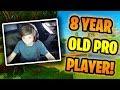 8 Year Old Kid Kills TSM Members! (MYTH & CAMILLS) (H1GHSKY1) | Fortnite Battle Royale