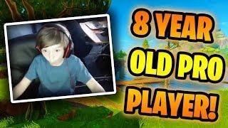 8 Year Old Kid Kills TSM Members! (MYTH & CAMILLS) (H1GHSKY1)   Fortnite Battle Royale