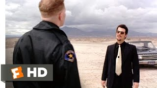 Repeat youtube video 29 Palms (5/11) Movie CLIP - The Cop and The Hitman (2002) HD