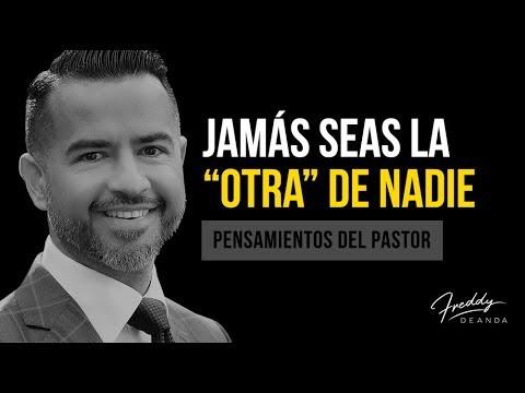Jamás seas la OTRA de nadie - Freddy DeAnda