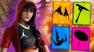 THE BEST JORDAN COMBINATIONS *THE BEST SKIN COMBOS* IN FORTNITE
