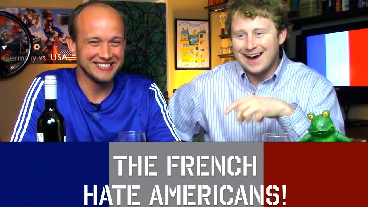 Dating french men in america