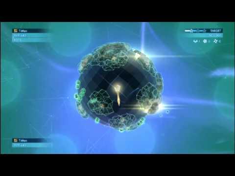 Geometry Wars 3: Dimensions - Gameplay  