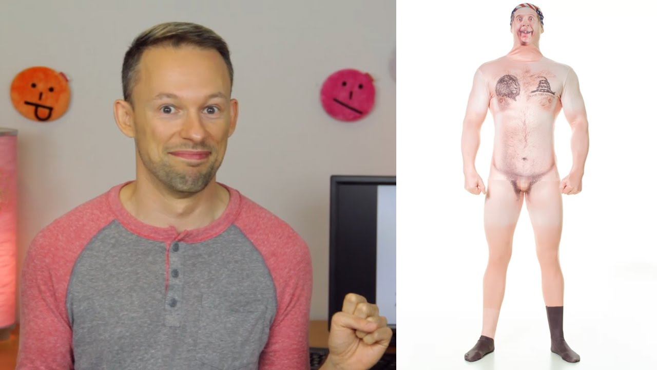 Awfuleverything Halloween Costume: Top 10 WORST Halloween Costumes!