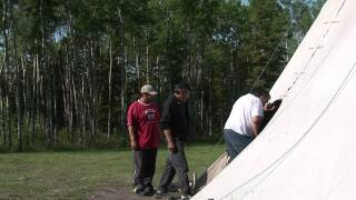 A First Nations Healing Camp in The Land that Gives Life: Canada (2009-2010)