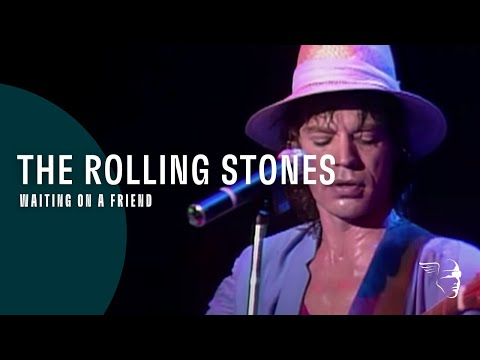 The Rolling Stones - Waiting On A Friend (From The Vault: Hampton Coliseum - Live In 1981)