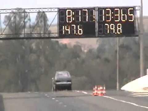 Arrancada de Carros de Rua Piracicaba.... Brasilia Ap Turbo (Russo Motor Sport) - 8 puxadas
