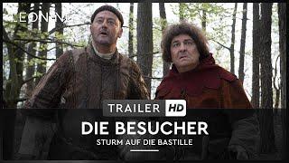 Die Besucher - Sturm auf die Bastille - Trailer (deutsch/german; FSK 6)