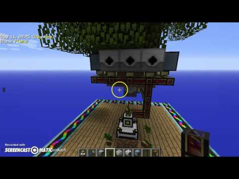 How To Auto Craft In Skyfactory