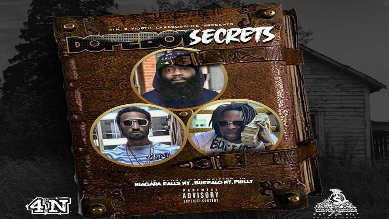 Dark Lo x Ponzo Houdini x Dirty O - Dope Boy Secrets (2020 New Full Album)