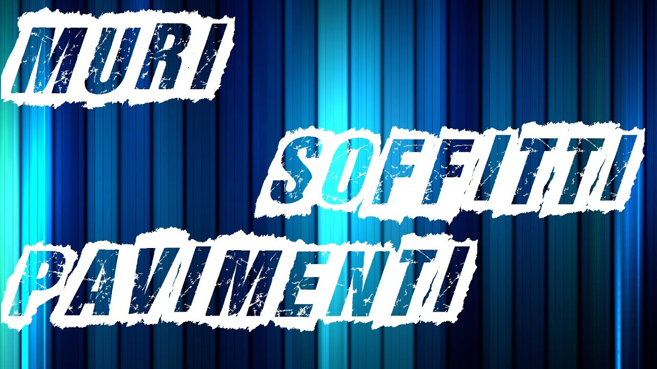 Sweet home d muri soffiitti e pavimenti youtube