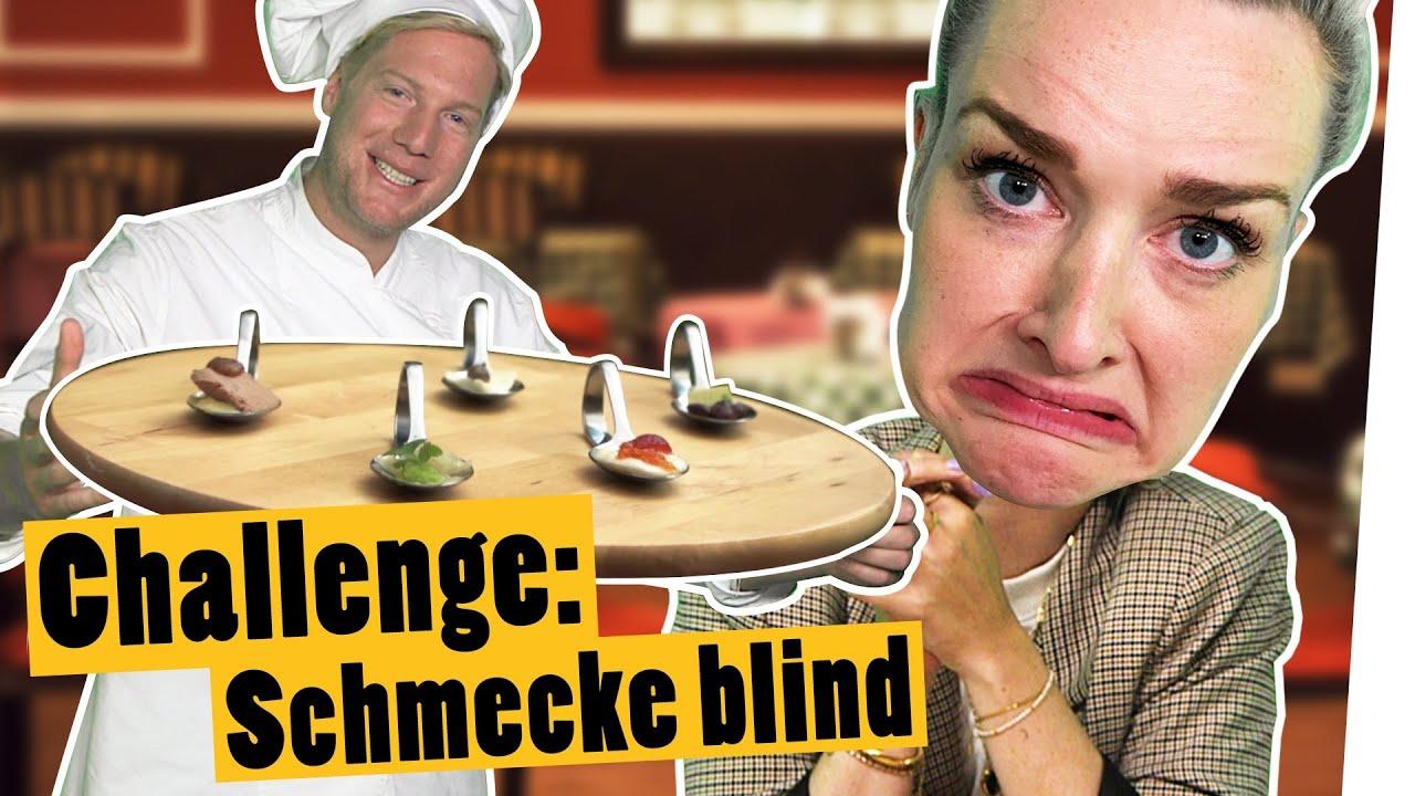 Challenge: Blind schmecken – erkenne die Zutaten || Das schaffst du nie!
