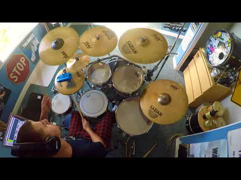 Best 4 U - Maroon 5 // Drum Cover by pollibeats