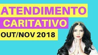 ♥ ATENDIMENTO GRATUITO CARITATIVO CASA MARIA MADALENA - CONFIRA NOSSO VIDEO E NOSSA AGENDA